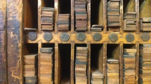 Wooden Spacing Material